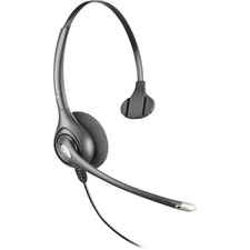 PLN HW251N Plantronics SupraPlus Monaural Headset PLNHW251N