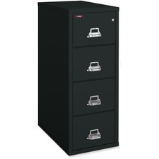 FIR 41831CBL FireKing Deep Insulated Vertical Ltr File Cabinets FIR41831CBL