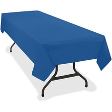 TBL 549BL Tablemate Heavy-duty Plastic Table Covers TBL549BL