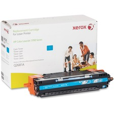 Xerox Remanufactured Toner Cartridge - Alternative for HP 311A (Q2681A)