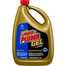 CLO 35286EA Clorox Liquid-Plumr Heavy Duty Gel Clog Remover CLO35286EA