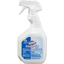 CLO 35417EA Clorox Clean-Up Disinfectant Cleaner w/ Bleach CLO35417EA