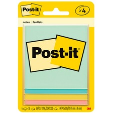 MMM 5401 3M Post-it Marseille Coll Self-adhesive Notes MMM5401