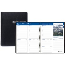 HOD 27902 Doolittle Earthscapes Photos Weekly Planner HOD27902