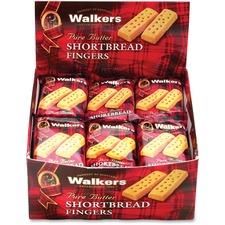 OFX W116 Office Snax Walker's Shortbread Cookies OFXW116