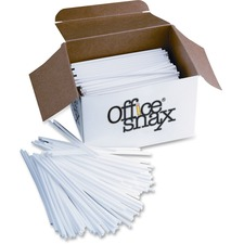 OFX STR5 Office Snax Breakroom Stir Sticks OFXSTR5