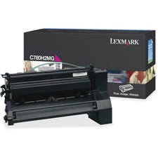 LEXC780H2MG - Lexmark Original Toner Cartridge