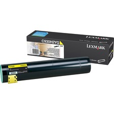 LEXC930H2YG - Lexmark Original Toner Cartridge