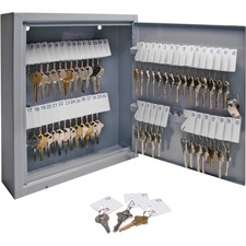 SPR 15602 Sparco All-Steel Secure Locking Key Cabinet SPR15602