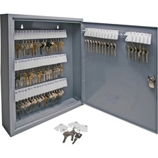 SPR 15603 Sparco All-Steel Secure Locking Key Cabinet SPR15603