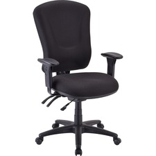 LLR66153 - Lorell Accord Fabric Swivel Task Chair