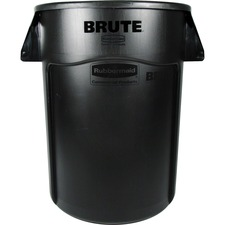 RCP 264360BK Rubbermaid Comm. Brute 44-Gallon Utility Container RCP264360BK