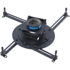 Black Universal Projector Mount / Mfr. no.: 6626