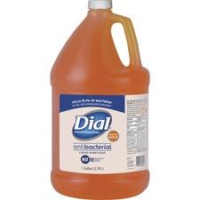 Dial Liquid Dial Gallon Size Hand Soap - 1 gal (3.8 L) - 1 Each - Antimicrobial, Anti-bacterial