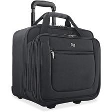 USL PT1364 US Luggage Classic Rolling Laptop Portfolio Case USLPT1364