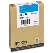 EPS T605200 Epson T605 Series Ink Cartridge EPST605200