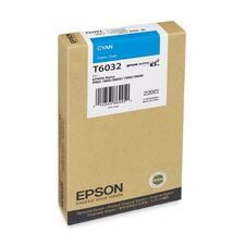 Epson Original Ink Cartridge - Inkjet - Cyan - 1 Each