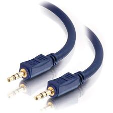 Cables To Go 50 ft Velocity Stereo Audio Cable