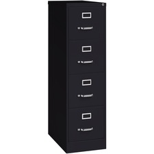 LLR 60650 Lorell Fortress Series Letter-size Vertical File LLR60650