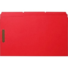 SPR SP17221 Sparco Colored Legal Fastener Folders SPRSP17221