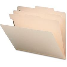 SPR SP17223 Sparco 6-part Manila Classification Folders SPRSP17223