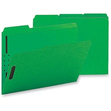 SPR SP17268 Sparco Colored Legal Fastener Folders SPRSP17268