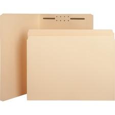 SPR SP17210 Sparco Straight-cut Tab Fastener Folders SPRSP17210