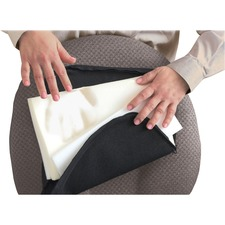 MAS 92061 Master Caster Memory Foam Lumbar Support Cushion MAS92061
