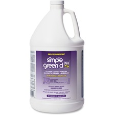 SMP 30501 Simple Green D Pro 5 One-Step Disinfectant SMP30501