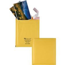 QUA 85655 Quality Park Redi-Strip Bubble Mailers w/Labels QUA85655