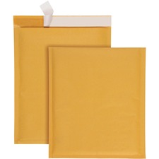 QUA 85690 Quality Park Redi-Strip Bubble Mailers w/Labels QUA85690