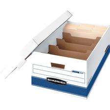 FEL 0083201 Fellowes Extra-strength Divider Storage Box  FEL0083201
