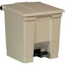 RCP 614300BG Rubbermaid Comm. Step On Container RCP614300BG