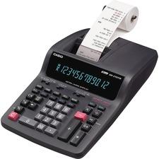 CSO DR270TM Casio 12-Dgt Tax/Exchange Printing Calculator CSODR270TM