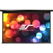 "Elite Screens VMAX106UWH2 VMAX2 Ceiling/Wall Mount Electric Projection Screen (106"" 16:9 Aspect Ratio) (MaxWhite)"