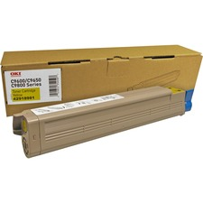 OKI 42918981 Oki Data C9650 Toner Cartridge OKI42918981