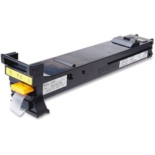 Konica Minolta Yellow High Capacity Toner Cartridge for Magicolor 4650 Series