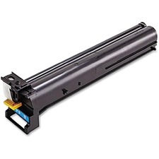Konica Minolta Cyan High Capacity Toner Cartridge for Magicolor 4650 Series