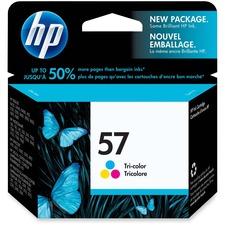 HP 57 Original Ink Cartridge - Single Pack - Inkjet - 500 Pages - Color - 1 Each