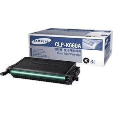 SAS CLPK660A Samsung CLPK660A Toner Cartridge SASCLPK660A
