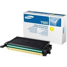 SAS CLPY660A Samsung CLT-660A Color Toner Cartridge SASCLPY660A
