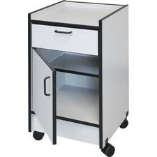 HNI 901820927 Hausmann Drawer and Cabinet Mobile Cart HNI901820927