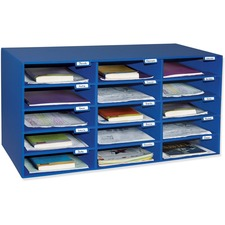 PAC001308 - Classroom Keepers 15-Slot Mailbox