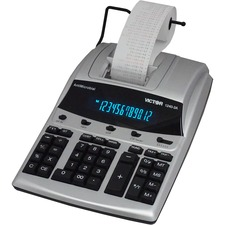 Victor Desktop Printing Calculator