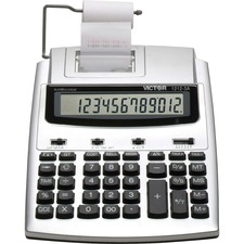 VCT 12123A Victor 12123A Printing Calculator  VCT12123A