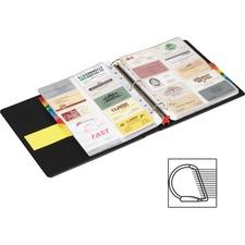 CRD 65320 Cardinal EasyOpen Card File Binder CRD65320