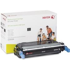 Xerox Remanufactured Toner Cartridge - Alternative for HP 643A (Q5950A) - Black