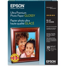 EPS S042182 Epson Ultra-premium Glossy Photo Paper  EPSS042182