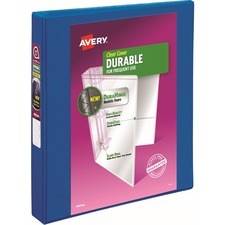 AVE17014 - Avery® Durable Slant D-ring View Binder