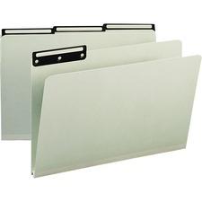 SMD 18430 Smead 1/3 Cut Metal Tab Pressboard File Folders SMD18430